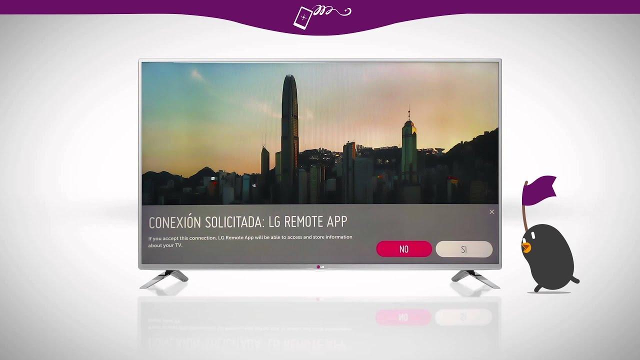 Perdiste El Control Remoto De Tu Tv Lg Controla Todo Con Lg Tv