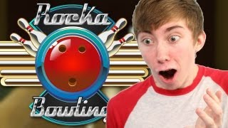 ROCKA BOWLING 3D (iPhone Gameplay Video)