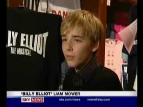 Billy Elliot The Musical - Liam Mower