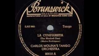Tango La Cumparsita - Carlos Molina