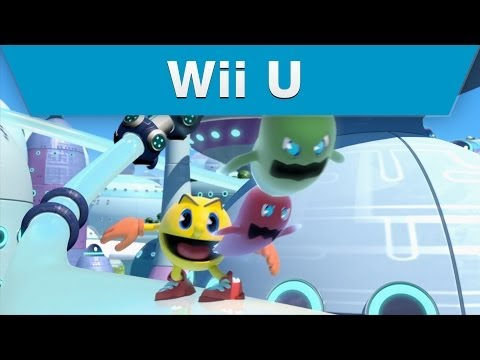 Wii U - PAC-MAN And The Ghostly Adventures 2