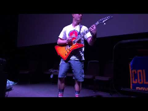 "Talent Show ""Anastasia"" by Slash (Jake Blase)"