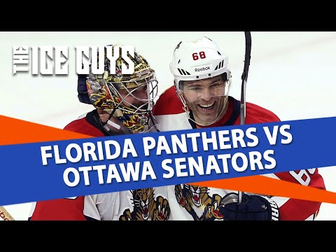 Florida Panthers vs. Ottawa Senators | The Ice Guys | NHL Picks