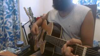 Ra Ahase Tharu Kata - Aathma Guitar Lesson