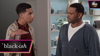 Junior's Poetry Slam - black-ish