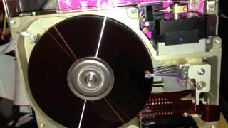 MiniScribe 8425 / ST506 MFM Drive / FDisk