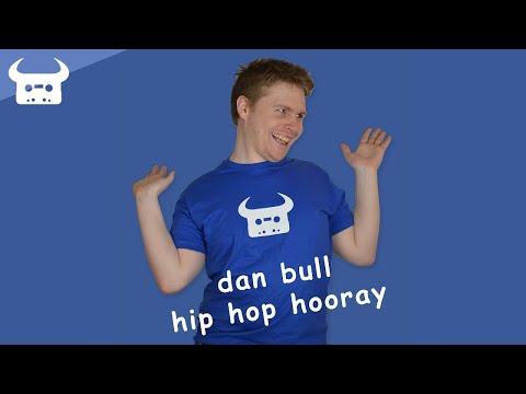 DAN BULL - HIP HOP HOORAY | Full Album.