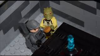 LEGO Star Wars Imperial Outpost MOC