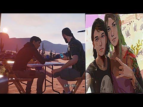 Max and Chloe Call David - Life is Strange 2 Episode 5 (Max and Chloe)
