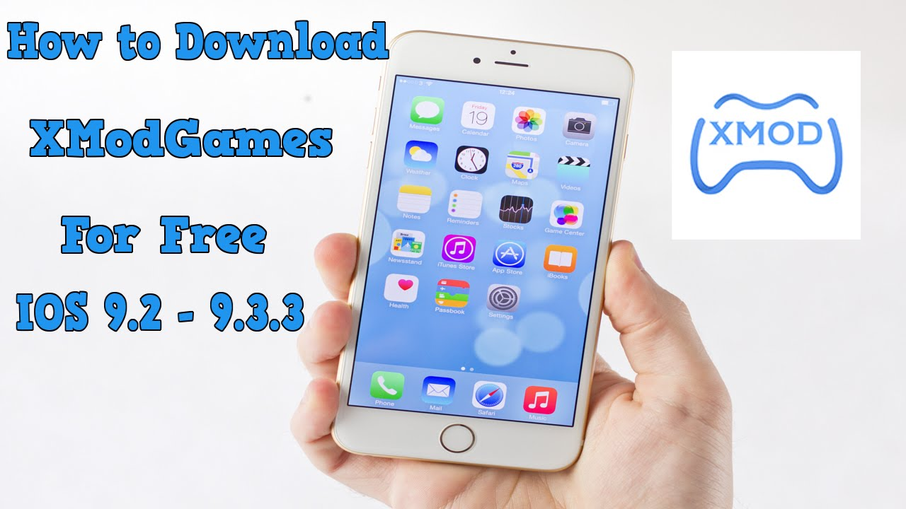 How to Download XModGames for Free on IOS 9 2 - 9 3 3