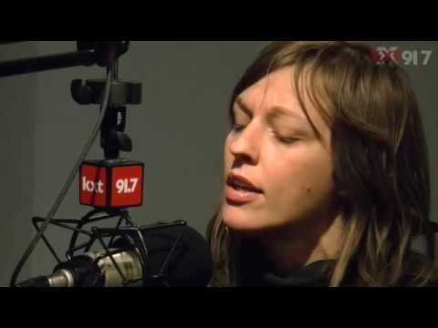 KXT In-Studio Performance - Amy Cook