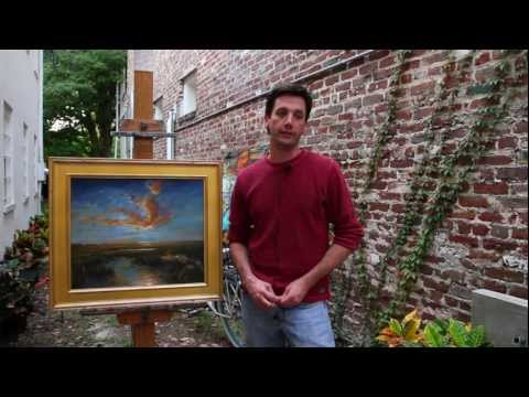 Charleston Art Gallery: Artist and Gallery Co-owner Kevin LePrince