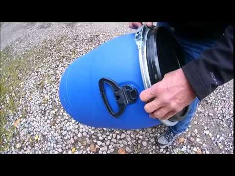 60 Liter Barrels For General Food Storage, Etc.