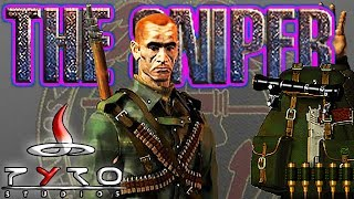 """Commandos: Behind Enemy Lines 📚 Official Tutorial 3 🎯 The Sniper """"Duke"""""""