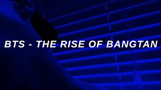 BTS (방탄소년단) - 'The Rise of Bangtan' Easy Lyrics