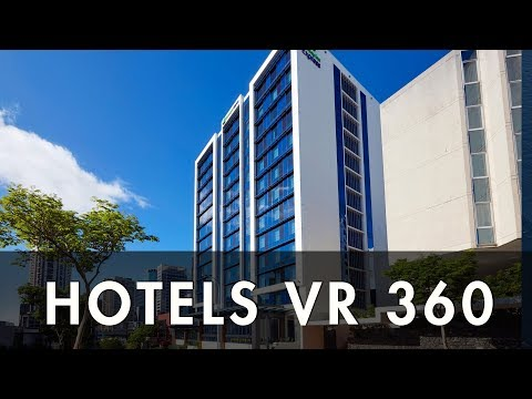 Hotels 360 VR, 360 Virtual Tour for Holiday Inn Express Brisbane