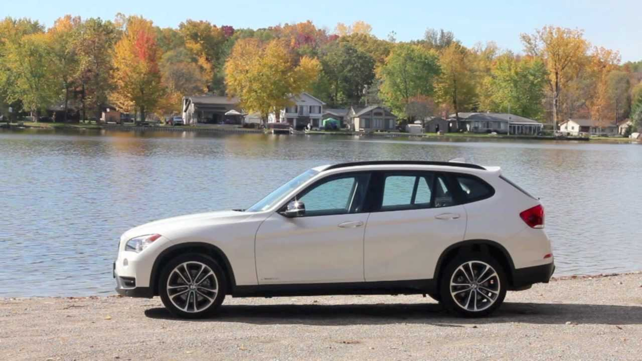 2013 Bmw X1 Review Youtube