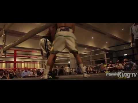Joel Brunker vs Rey Las Pinas - Fight and Interview 13.02.15