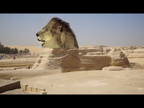 carbon dating the Sphinx