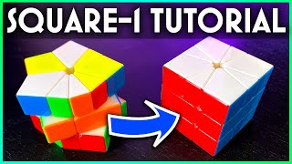 HOW TO SOLVE A SQUARE-1 💡 (Explained Aṡ Clearly As Possible!)