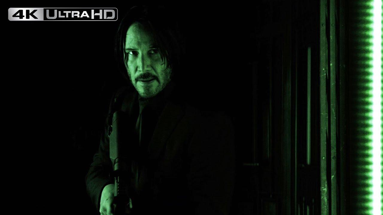 Download John Wick 3: Parabellum 4K   Vivaldi At The Continental (1/2)