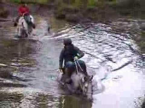 Rio Serrano Horse Riding Patagonia Chile