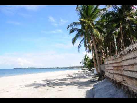 Jawili White Beach in Tangalan, Aklan