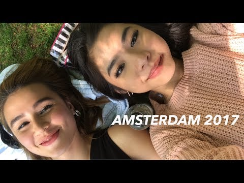 Amsterdam Travel Guide 2017 - Avocado Restaurant, Pizza and Reggae festival! | Saffron Sharpe