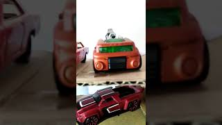 Review hotwhels sclare, crate racer, f1 racing, mazda repu, acura nsx, ford focus koni, solid musche