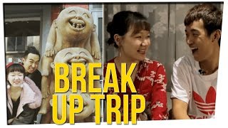 Couple Went On a 61-Day 'Breakup Trip' (ft. Cris Sosa)