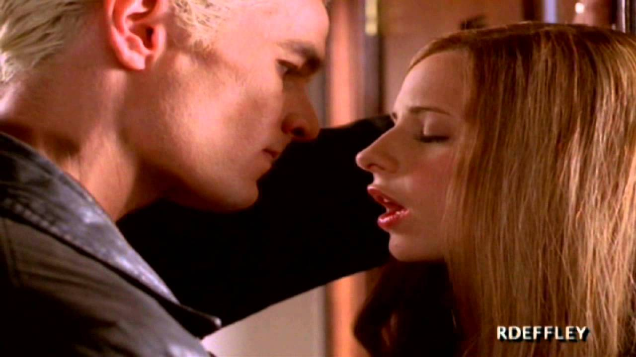 Buffy spike sex out take