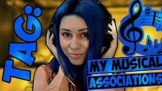 TAG: Мои Музыкальные Ассоциации ♫