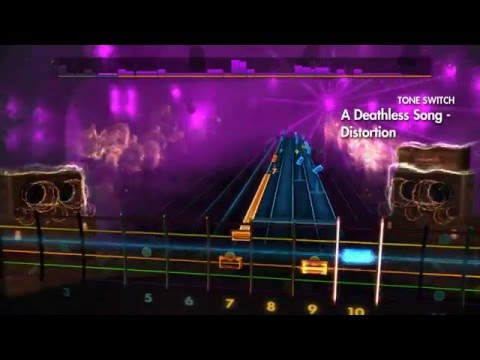 (Rocksmith 2014 Custom DLC) Parkway Drive - A Deathless Song (Lead 97%)