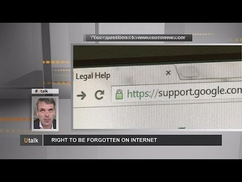 Google who? Things to remember about the 'right to be forgotten' - utalk