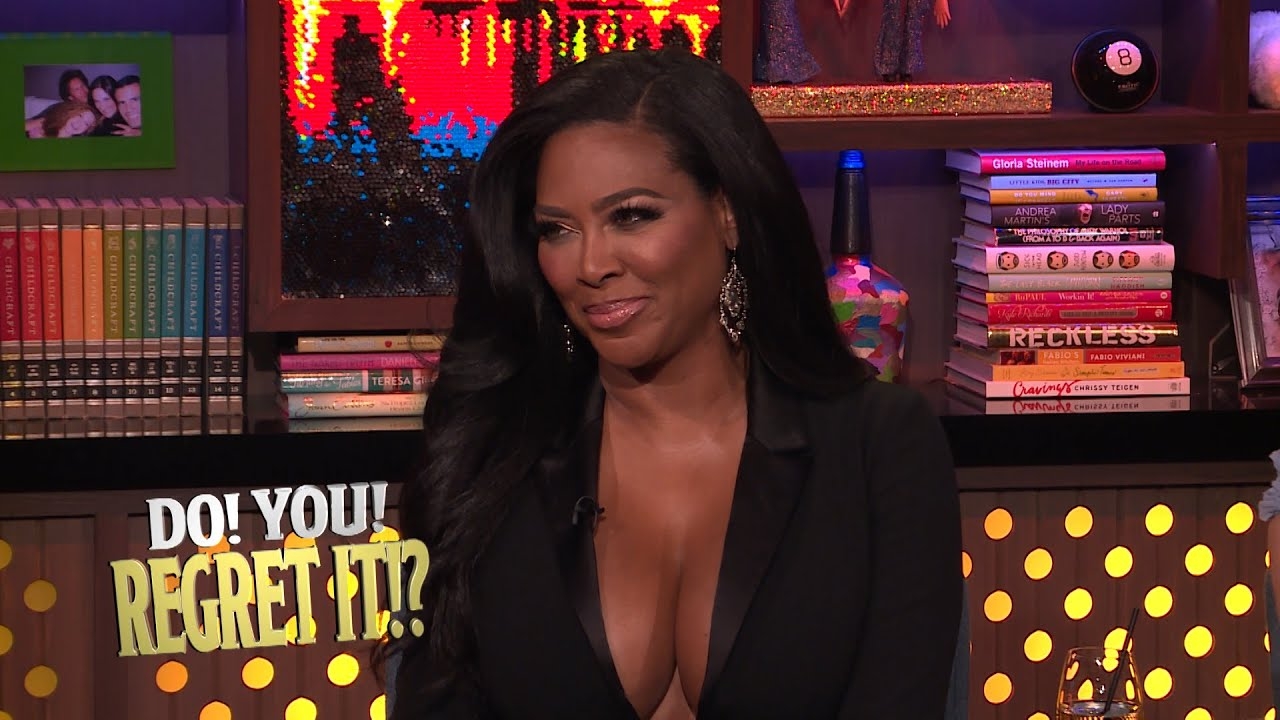 What Shady Moments Does Kenya Moore Regret? | WWHL