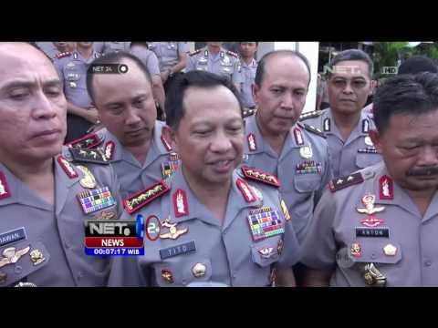 Tanggapan Kapolri Terkait Komjen Budi Gunawan Calon Katua BIN - NET24