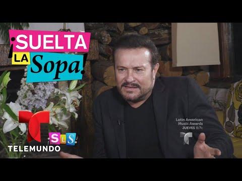 Arturo Peniche dio su secreto para mantener el amor de pareja | Suelta La Sopa | Entretenimiento