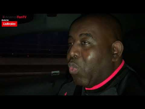 Arsenal vs Liverpool | Road Trip To The Emirates!