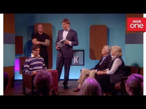 Middle class Jeremy Kyle - Walliams & Friend: Jack Whitehall - BBC One