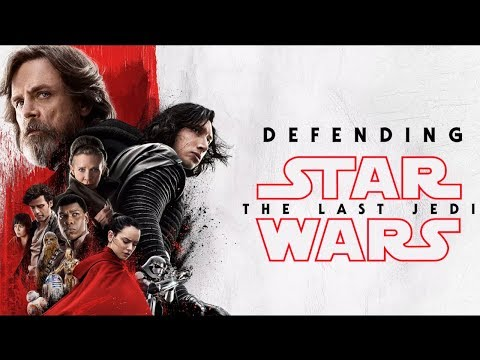 Defending Star Wars: The Last Jedi