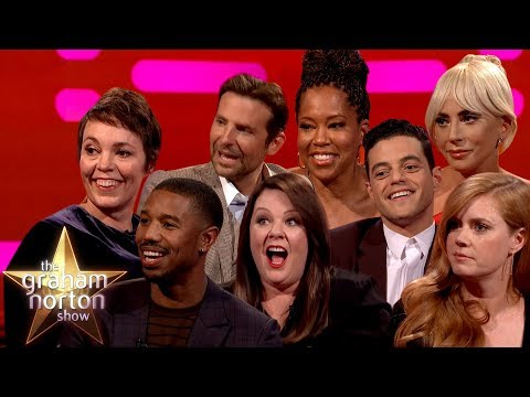 2019 Oscar Nominees! | The Graham Norton Show