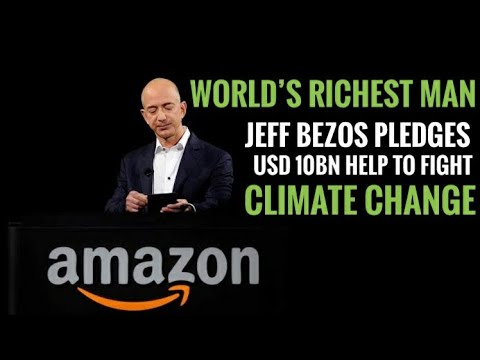 Jeff Bezos, the world's richest man, added 10bn to his fortune in ...