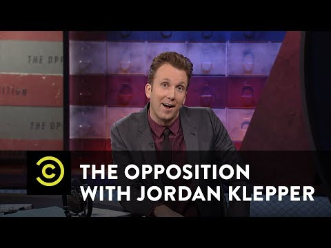 The Opposition w/ Jordan Klepper - The War on Donald Trump - The President's Frenemies