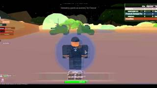 ROBLOX France Military Promotion Video.