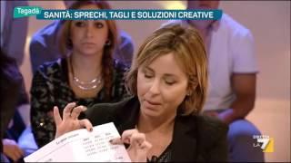 Grillo (M5S):\'Sanita\' - La Corte dei Conti parla di Tagli\'