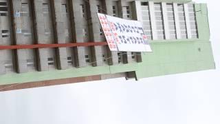Подъем баннера на высоту(, 2014-09-25T19:06:08.000Z)