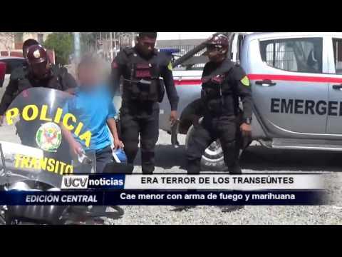 ERA TERROR DE LOS TRANSEÚNTES-UCV NOTICIAS PIURA