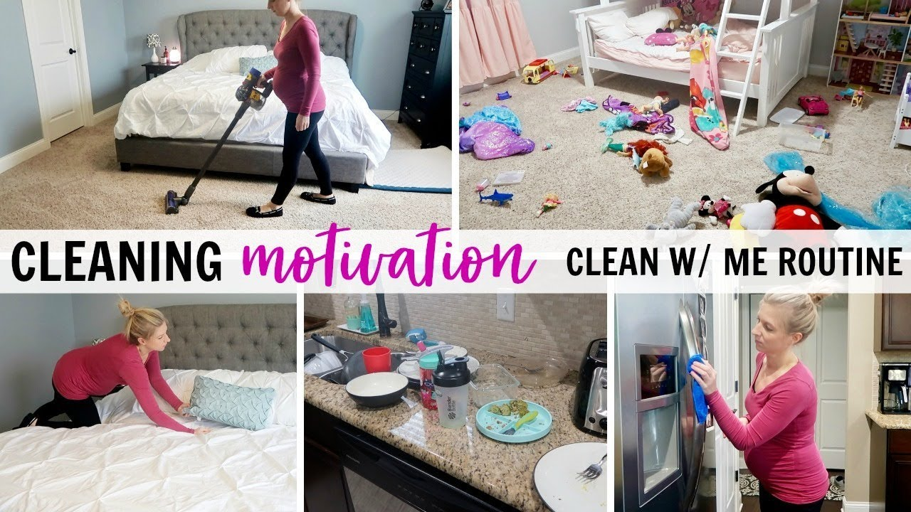 New Morning Cleaning Routine Super Relaxing Satisfying Clean W Me 2019 Cleaning Motivation