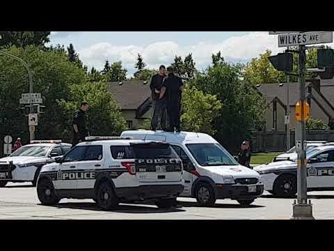 Winnipeg, MB July 26 Incident