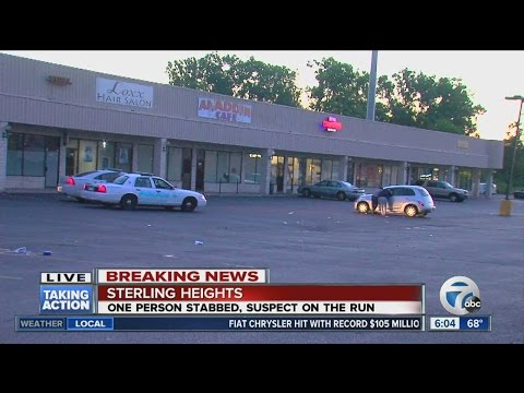 Update on stabbing in Sterling Heights